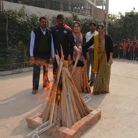 Lohri Celebration!