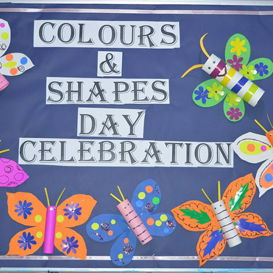 Little SRSians 'Celebrating Colours Of Life'