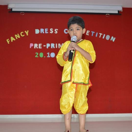 Fancy Dress Competition - Pre Primary