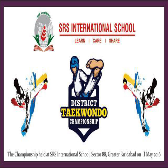 Open District Taekwondo Championship
