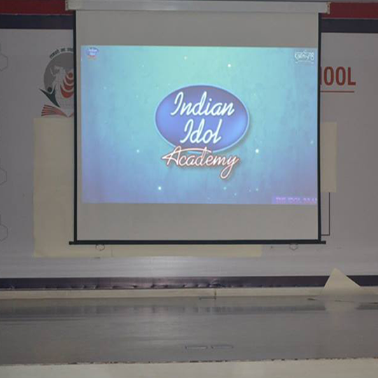 Indian Idol workshop