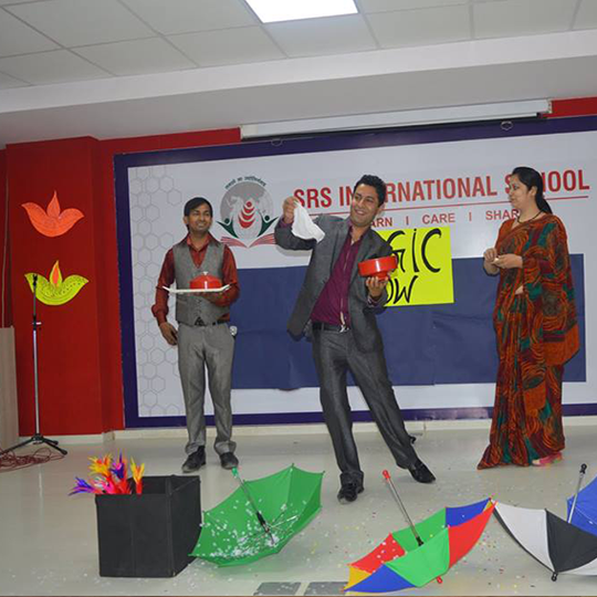 The Big Diwali Surprise- A Magic Show