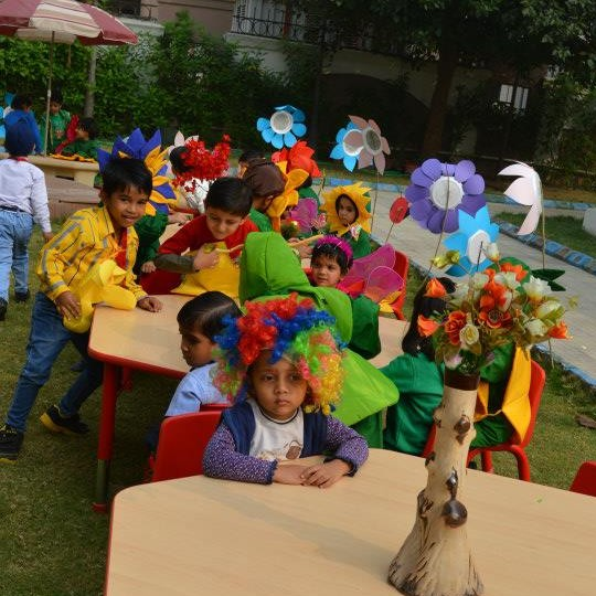 Garden Party @SRS International School