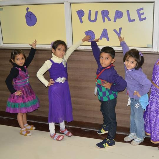 Purple Day Celebration