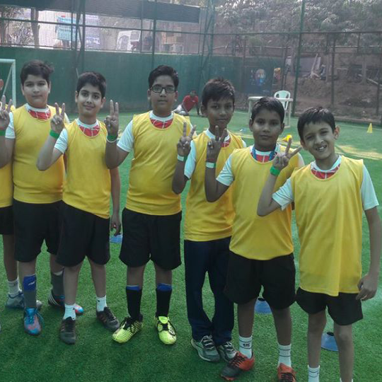 Football Tournament: Gold