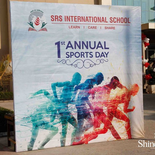 Annual Sports Day 2015-16